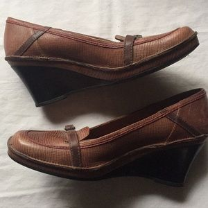 Clarks Shoes - Clarks Artisian Collection, Wedge 7.5M